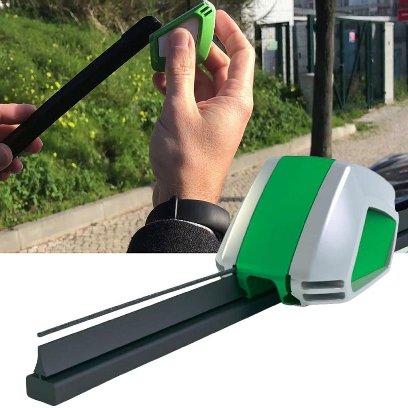 Инструмент для ремонта Универсальная автомобильная щетка стеклоочистителя для лобового стекла резак инструмент для ремонта стеклоочистителя лобовое стекло резиновый инструмент для ремонта