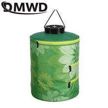 DMWD Mini portable ménage pliant sèche-linge air chaud vêtements blanchisserie sèche-linge pliable bébé vêtement chauffage 110V/220V EU US