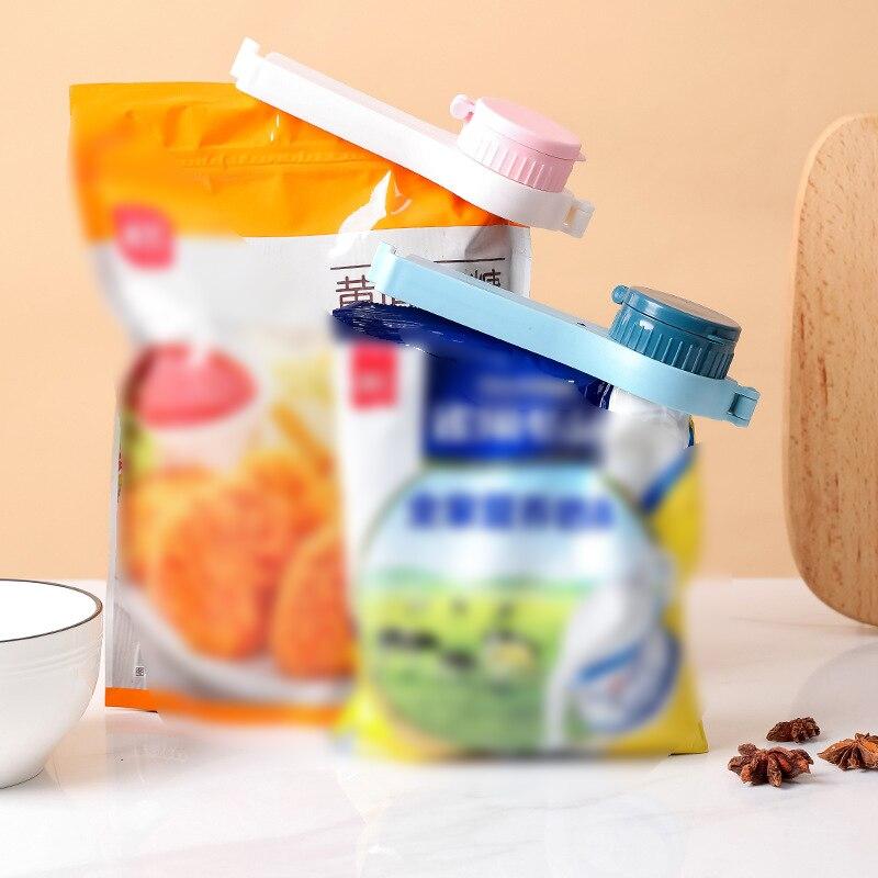 Новый пластиковый пакет для пищевых продуктов, крышка, кухонный пакет для хранения, герметичный пакет, крышка для пищевых продуктов, пакет д...