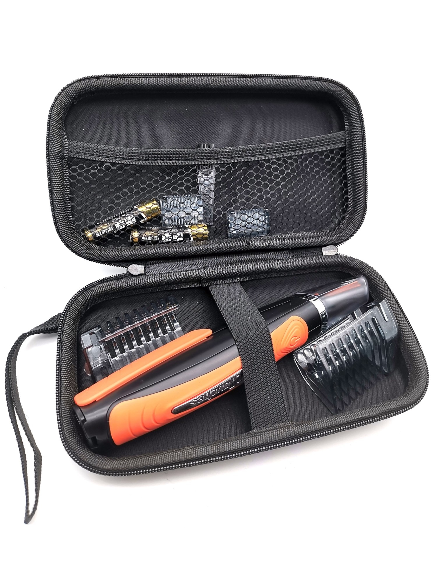 Case Storage Bags Carry Tool Kit Carry Bag Outdoors Mini Bag Outdoors Body Trimmer and Shaver
