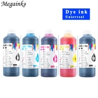 5pc set 500ml dye ink for epson t3000 t3270 t5270 t7270 3800 3880 4000 4880 4900 4450 7600 7890 7800 7880 7900 9800 9880 9600