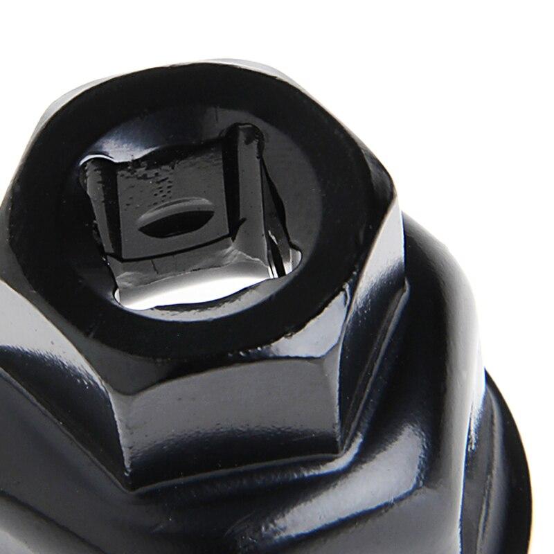 "Nova chave de filtro de óleo do carro auto tampa soquete 27mm 3/8  ""drive para mercedes-benz"