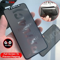 Матовая Мягкая Керамическая антишпионская Защитная пленка для iPhone 12 Pro Max 12 Mini, Защитная пленка для iPhone 11 Pro XS Max X XR 7 8 6S Plus