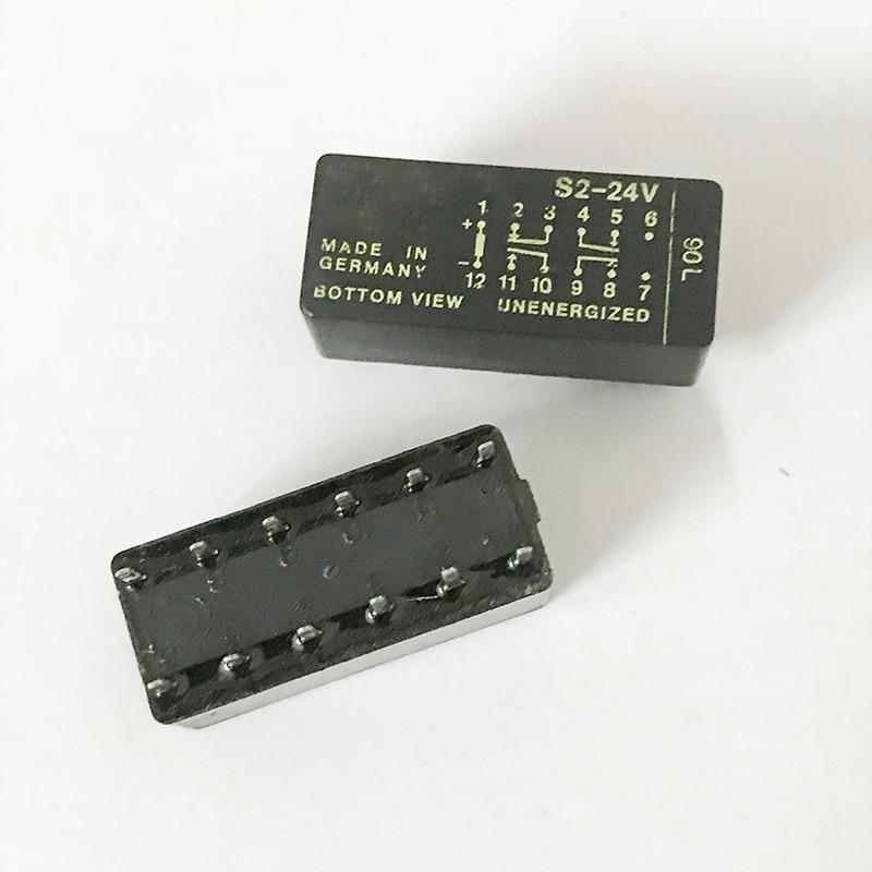 New 1pcs S2-24V 24v Relay