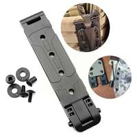 for molle lok scabbard k sheath waist clip system scabbard back scabbard kydex sheath clip clip free buckle k shipping carr g3v6