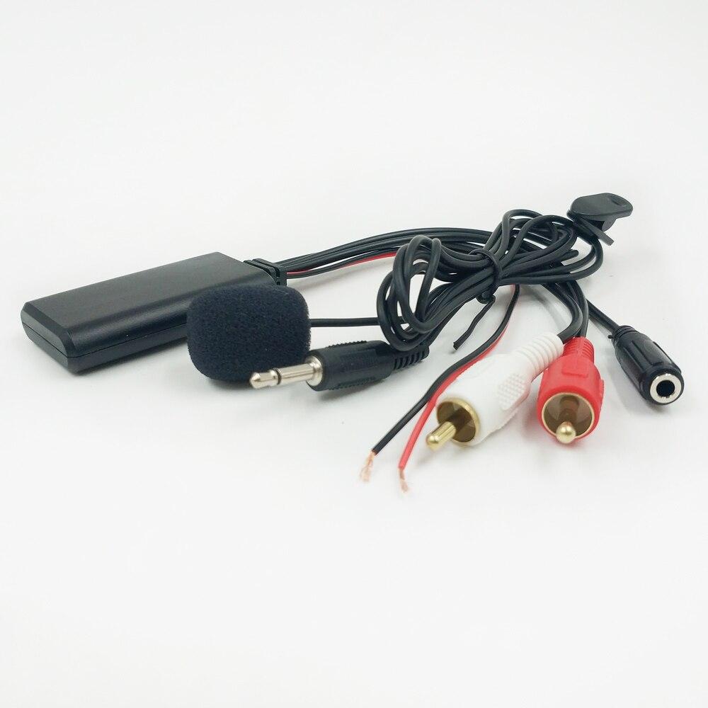 Biurlink-lecteur Audio universel pour ancienne voiture et bateau, Bluetooth 5.0 AUX, adaptateur de musique, Microphone, mains libres