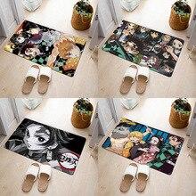 Anime démon tueur: Kimetsu No Yaiba Tomioka Giyuu Figure tapis tapis peluche chambre salon cadeau