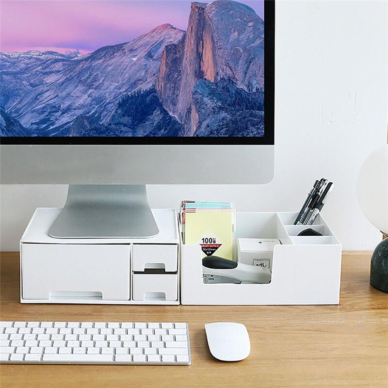 المنزل مكتب الكمبيوتر رصد الناهض الجدول حامل كمبيوتر محمول الجرف نافذة عرض الدفاتر الدراسية سطح المكتب تخزين الرف المنظم رصد حامل