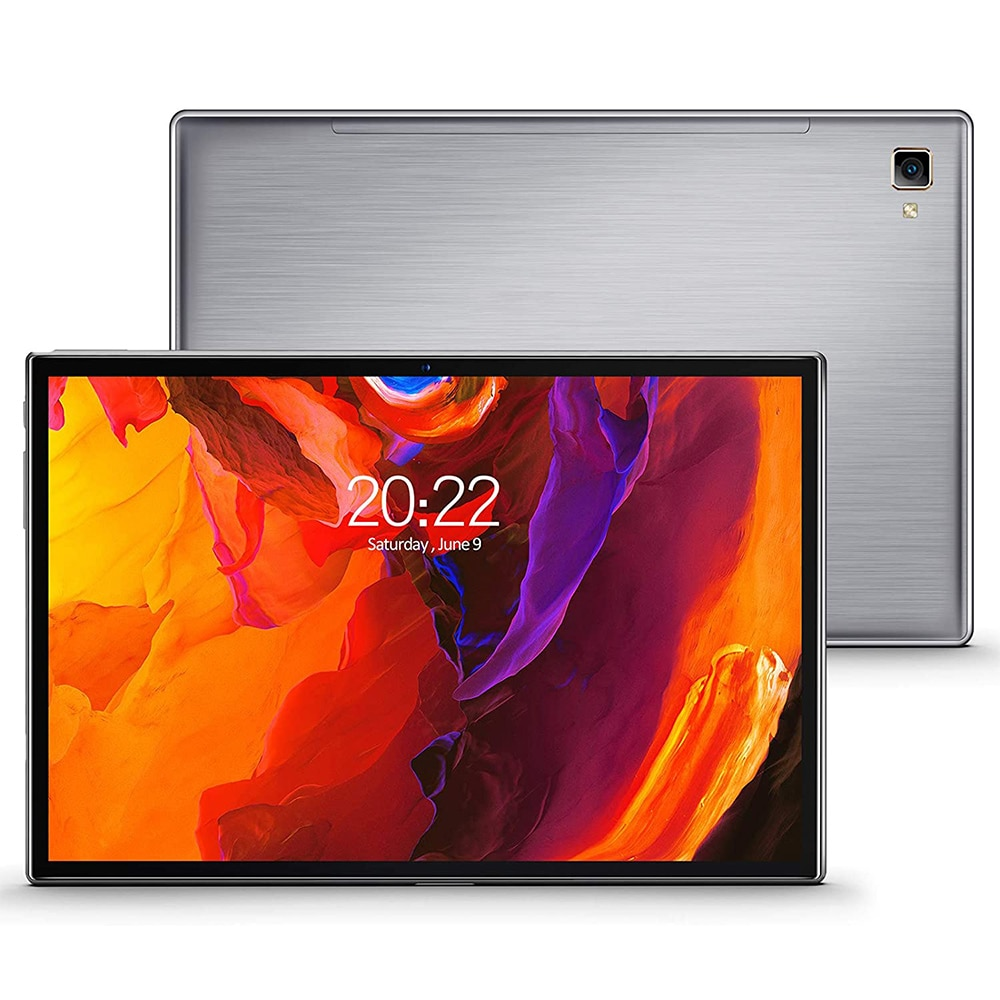10.1 Inch Tablet SC9863A Cortex A55 Octa Core 2GB+32GB 1.6GHz Android 9.0 Tablets PC 1280x800IPS 4G Call Dual Band Wifi HD Photo