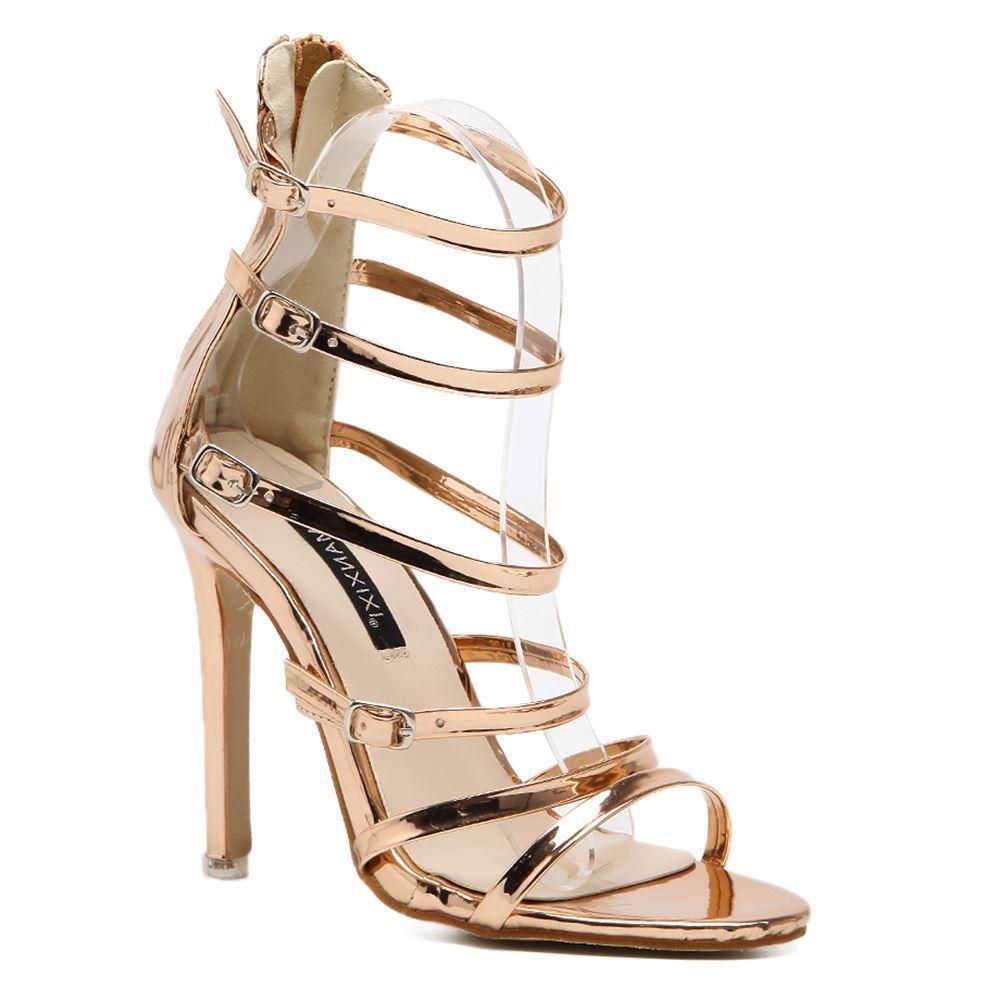 high heel summer sexy shoe