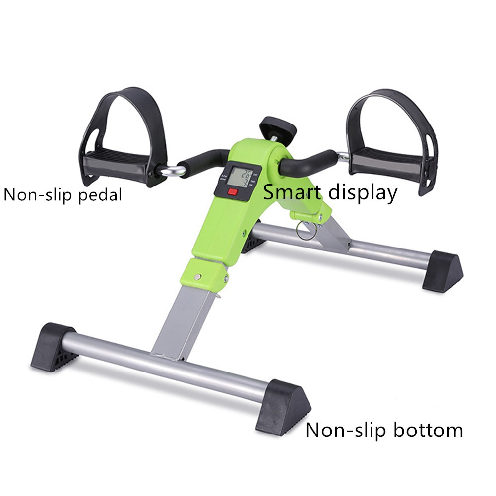 Gran oferta 1pc portátil Stepper de Fitness cinta Cardio Stepper de Fitness s de gimnasio en casa ejercicio Mini girando bicicleta