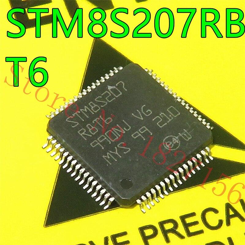 5 قطعة/الوحدة STM8S207RBT6 STM8S207 8S207 207 QFP نوعية جيدة