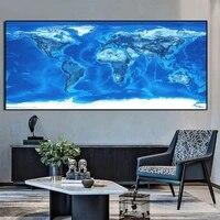 Peinture diamant theme carte du monde  grand format 5d bricolage mosaique abstraite  a faire soi-meme  broderie complete carree ou ronde  graffiti  decoration de maison  soldes