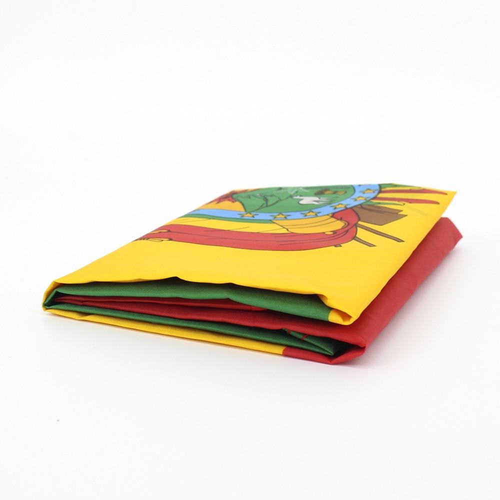 90x150cm BOL Plurinational State of Bolivia Flag