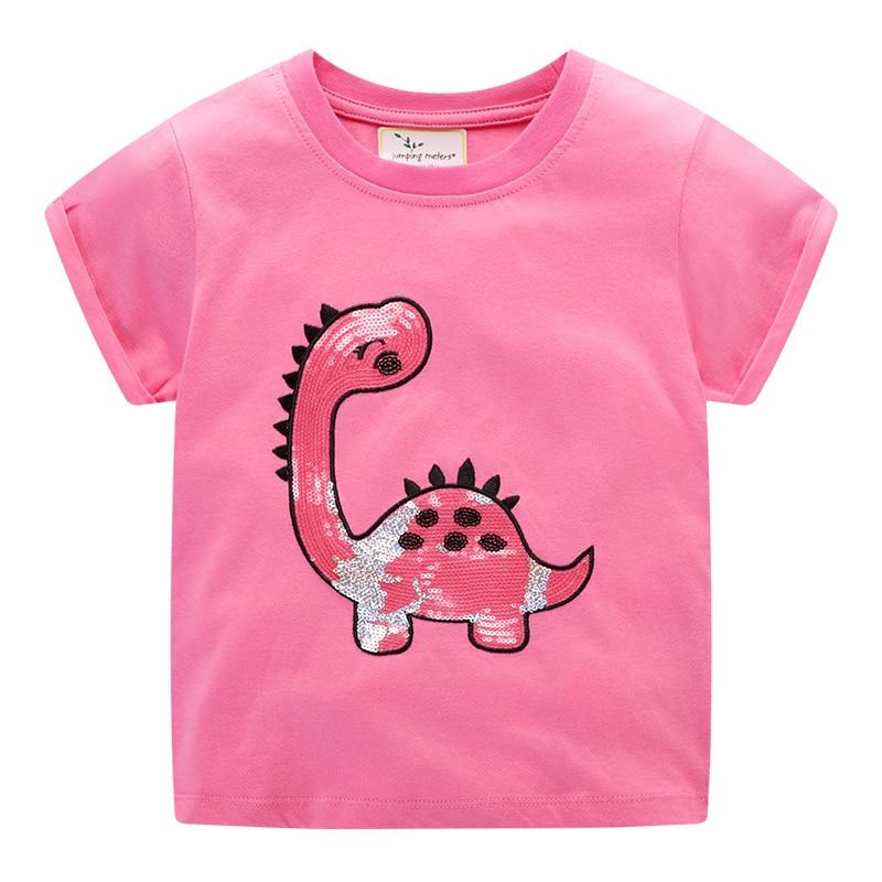 Camiseta para niñas, Ropa para Niñas, novedad de 2020, camisetas de moda para niños, ropa para niñas, camisetas de algodón para niños, camisetas de verano, camiseta de niña