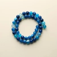 1 strand 6mm8mm natural stone crystal amazonite agate white howlite beads for jewelry making