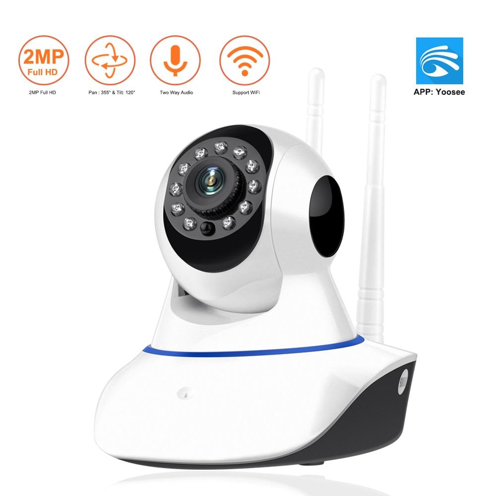 Wonsdar Yoosee Wireless IP Camera 1080P 720P Home Security Indoor Two Way Audio Pan Tilt CCTV WiFi Camera Baby Monitor Video