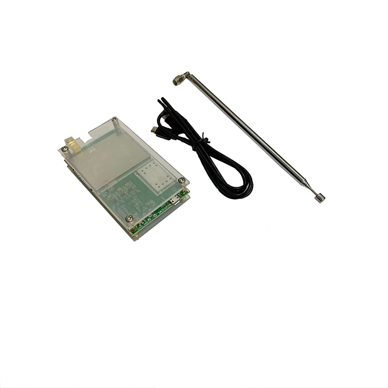 10KHz-2GHz Wideband 14bit Software Defined Radios SDR Receiver SDRplay with antenna driver & software with TCXO 0.5PPM