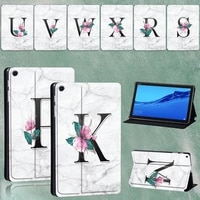 tablet cover for huawei mediapad t5 10 10 1mediapad m5 10 8 pu leather high quality collapsible protective case free stylus