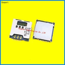 2 pièces/lot Coopart nouvelle prise de carte SIM lecteur support fente de remplacement pour SAMSUNG Galaxy S5230 S5233C S3930 W589 F488E M628 B3210