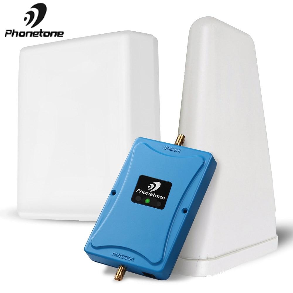 700MHz 4G LTE هاتف محمول إشارة الداعم الذكية 4g 700 مكرر ALC شريط التحكم 28 المحمول الخلوية مكبر للصوت 63dB لشبكة 4G