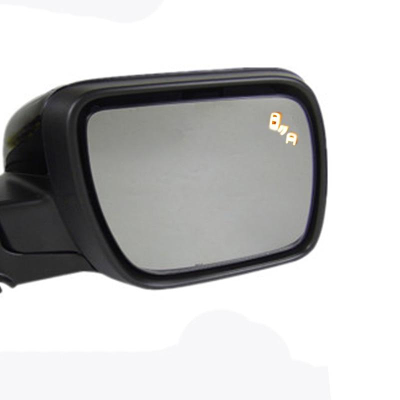 نظام منطقة عمياء القيادة مع إنذار Led ، كاشف حركة ، بقعة جانبية ، مرآة رؤية خلفية ، مستشعر أمان لفورد إكسبلورر
