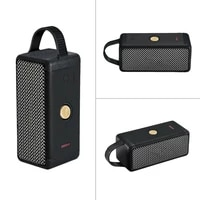 hard case compact dust proof outdoor travel storage bag carrying box speaker case for wireless speaker