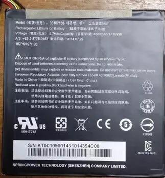 Original nuevo batería para Acer Iconia Tab 8 A1-840 A1-840FHD A1-840HD AP14F8K 3,7 V 17.02WH