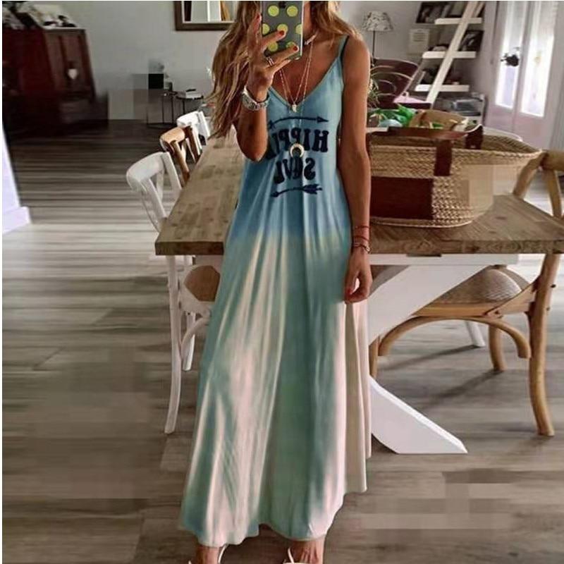 Maxi vestido longo feminino, estampa vintage laço gola v tamanho grande boho praia festa vestidos para mulheres 5xl6xl