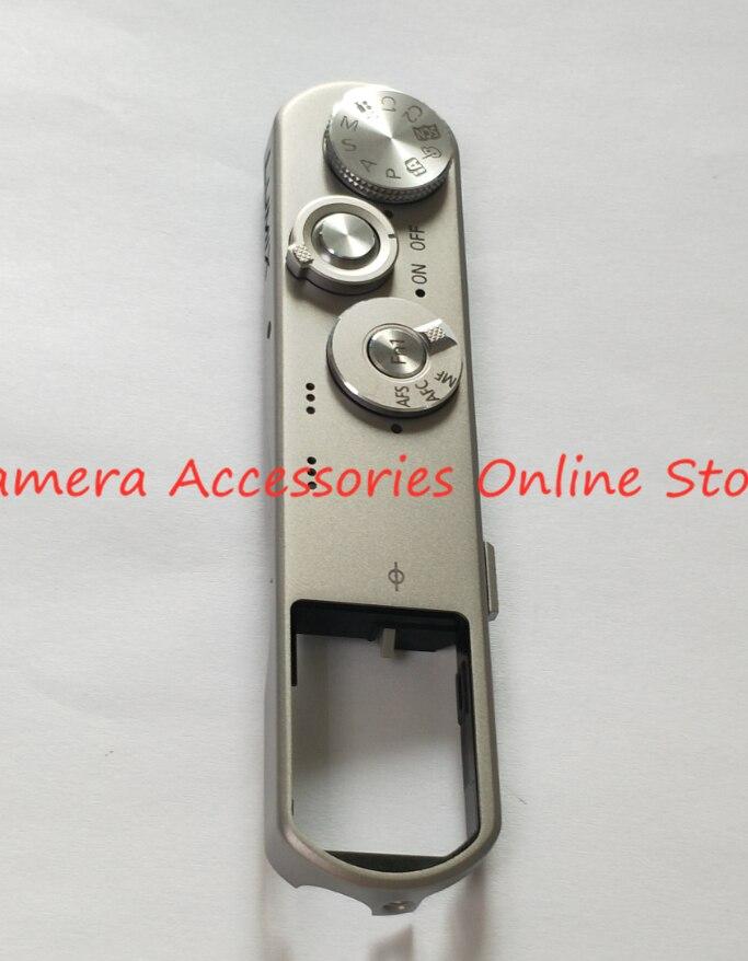 كاميرا إصلاح أجزاء أعلى حالة غطاء لوحة VYK6S97 لباناسونيك لوميكس DMC-GM1