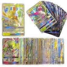 20PCS Pokemon Shining GX Cards Box Display Booster Pokémon TAG TEAM Energy MEGA Playing Game Battle