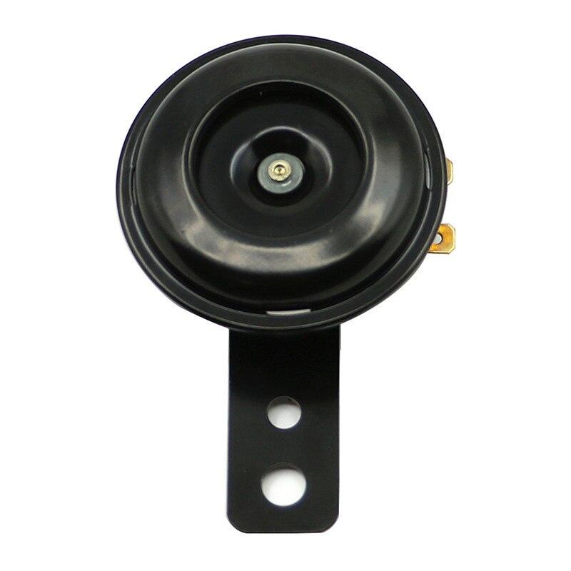 Универсальная водонепроницаемая сирена постоянного тока 6 в 105 дБ, электрический сигнал, сигнал, сигнал для автомобиля, грузовика, автомобил...