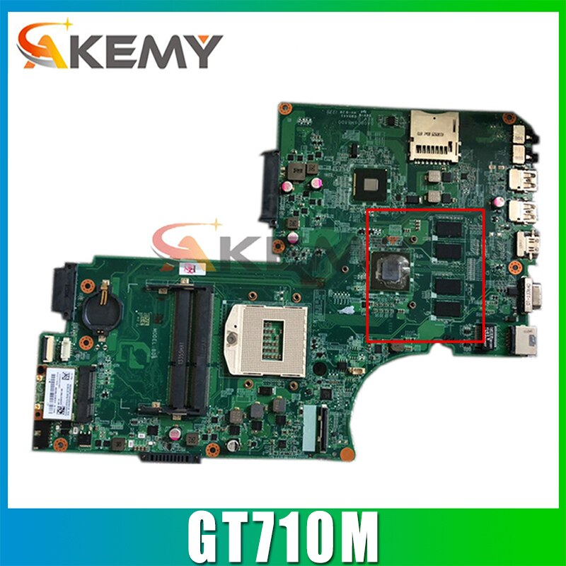 AKEMY DA0BD6MB8D0 A000245420 لتوتوشيبا الأقمار الصناعية S70T S70 S75 اللوحة الأم للكمبيوتر المحمول GeForce GT710M اللوحة الرئيسية