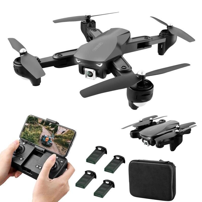 SMRC M20 GPS positionierung Drone ESC 4k HD Kamera RC Quadcopter Hubschrauber Faltbare Selfie Drohne echtzeit-übertragung luft