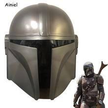 Le casque mandalorien Star Wars dur PVC masque mandalorien soldat Sith Kylo Ren dark vador Clone Trooper accessoires de Cosplay