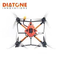 جديد Diatone GTB 339F1 مكعب AIO نسخة 122 مللي متر F4 falcoco 2-3S 3 بوصة مسواك FPV سباق بدون طيار كوادكوبتر مولتيروتور PNP RC اللعب