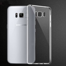 Étui pour samsung de téléphone Ultra mince en Silicone souple transparent Galaxy S12 S11 S10 E S8 S9 Plus S6 S7 Edge S3 S4 S5 Mini couverture arrière Ultra