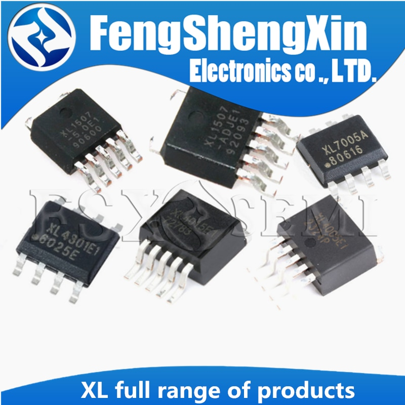1 шт. Новый XL4015E1 XL4005E1 XL6019E1 XL4016E1 XL7005A power IC
