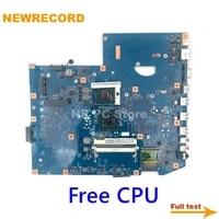 newrecord for acer aspire 7736 7736z laptop motherboard 48 4fx01 01m mbpjb01001 mb pjb01 001 gl40 ddr2 free cpu fully tested