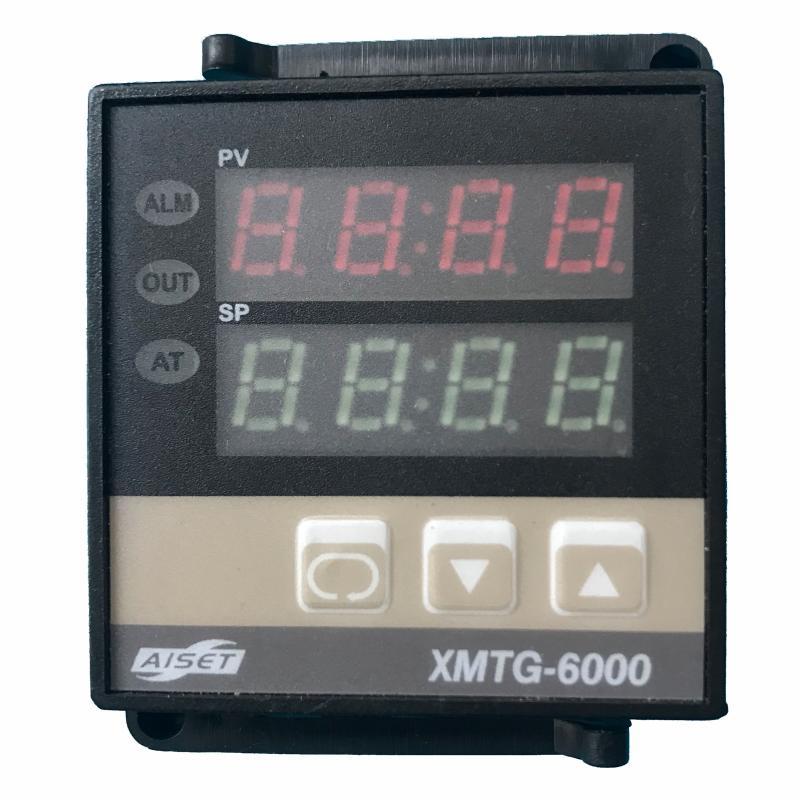 XMTG-6411 ذكي التحكم في درجة الحرارة متر XMTG-6412 XMTG-6000