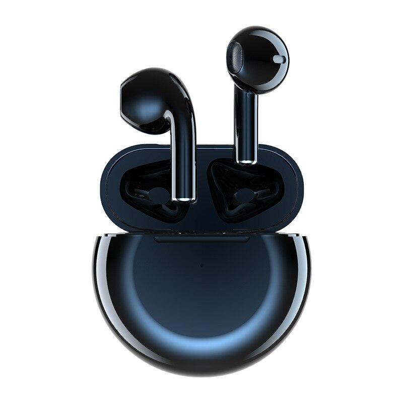Auriculares estéreo TWS V5.0 con Bluetooth cascos internos de graves profundos con...