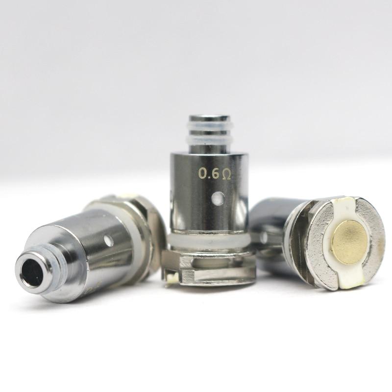 5PCS  Nod Coils Ceramic Regular 1.4ohm Mesh Coil Head 0.6ohm 0.8ohm for Nod Pod Vape kit enlarge