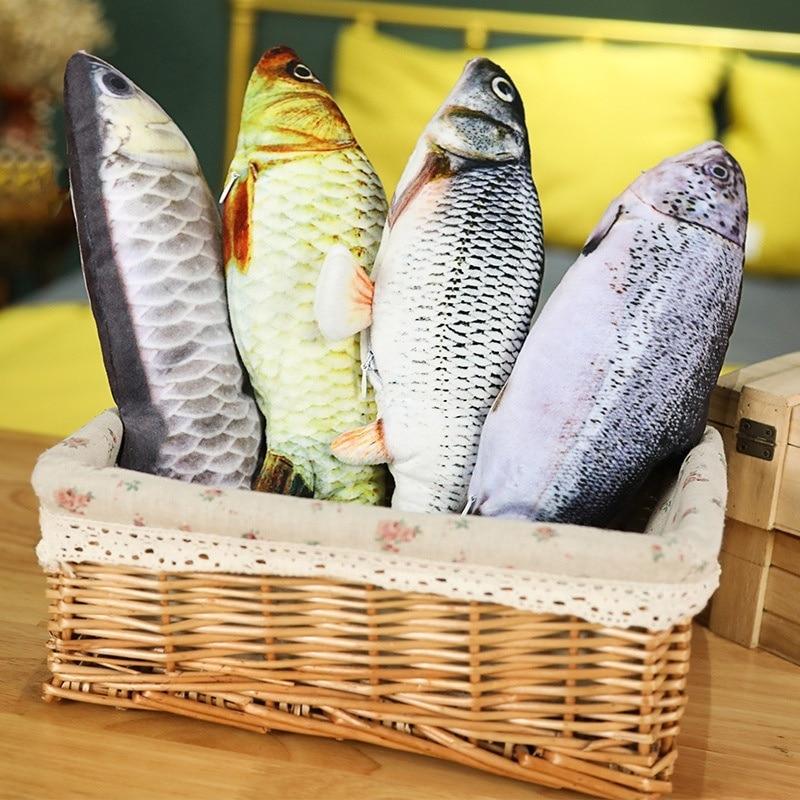 Juguete de pez para gato, juguete mágico para gato, chat, poisson, jouet,...