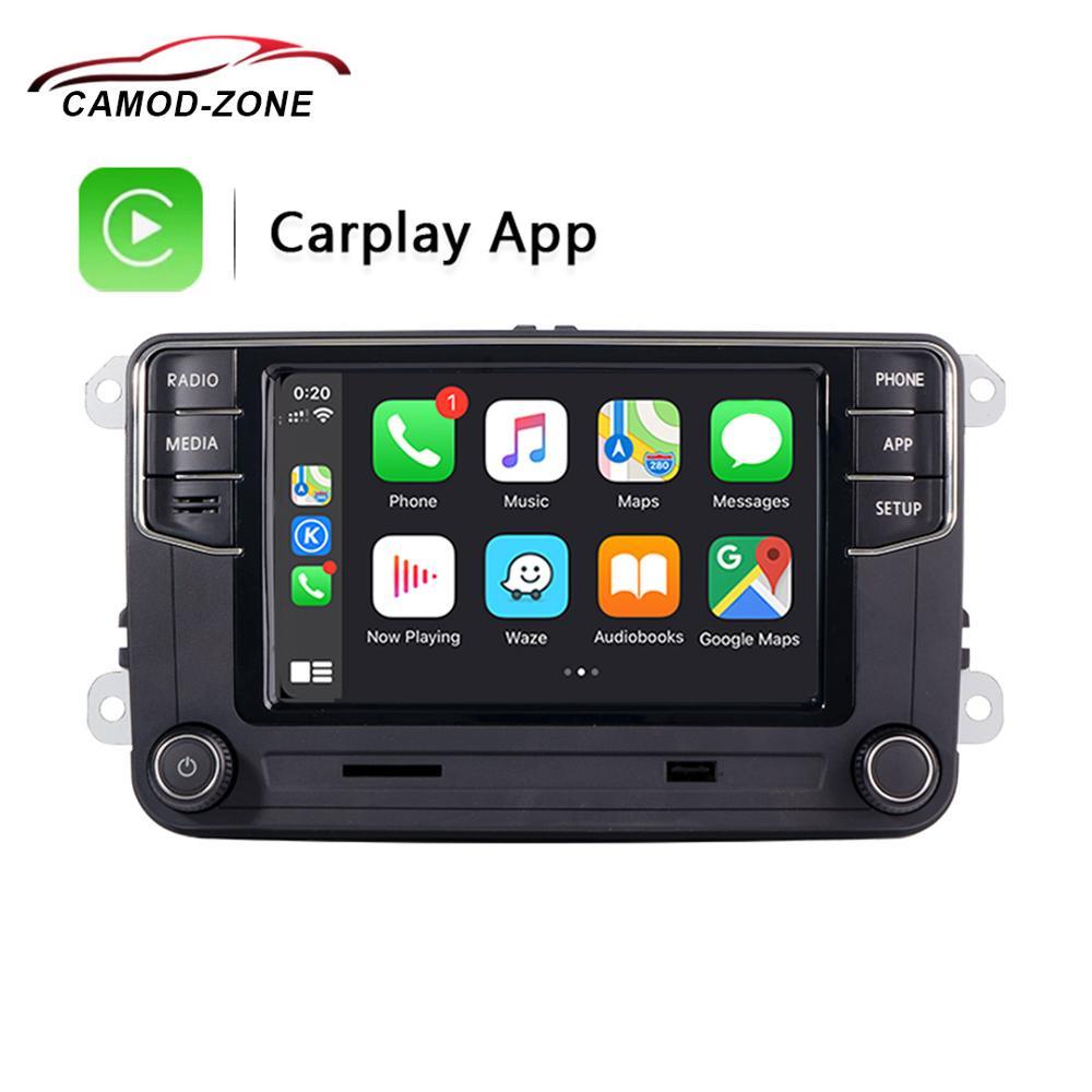 NEW RCD330 187B MIB Radio RCD360 PRO NONAME Android Auto Carplay  For VW Golf 5 6 Jetta MK5 MK6 Tiguan CC Polo Passat 6RD035187B