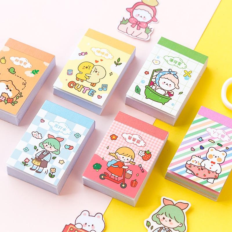 journey-namm-50pcs-simpatici-cuscinetti-appiccicosi-giapponesi-kawaii-corea-articoli-di-cancelleria-adesivi-adesivi-per-etichette-scrapbooking-diario-spazzatura