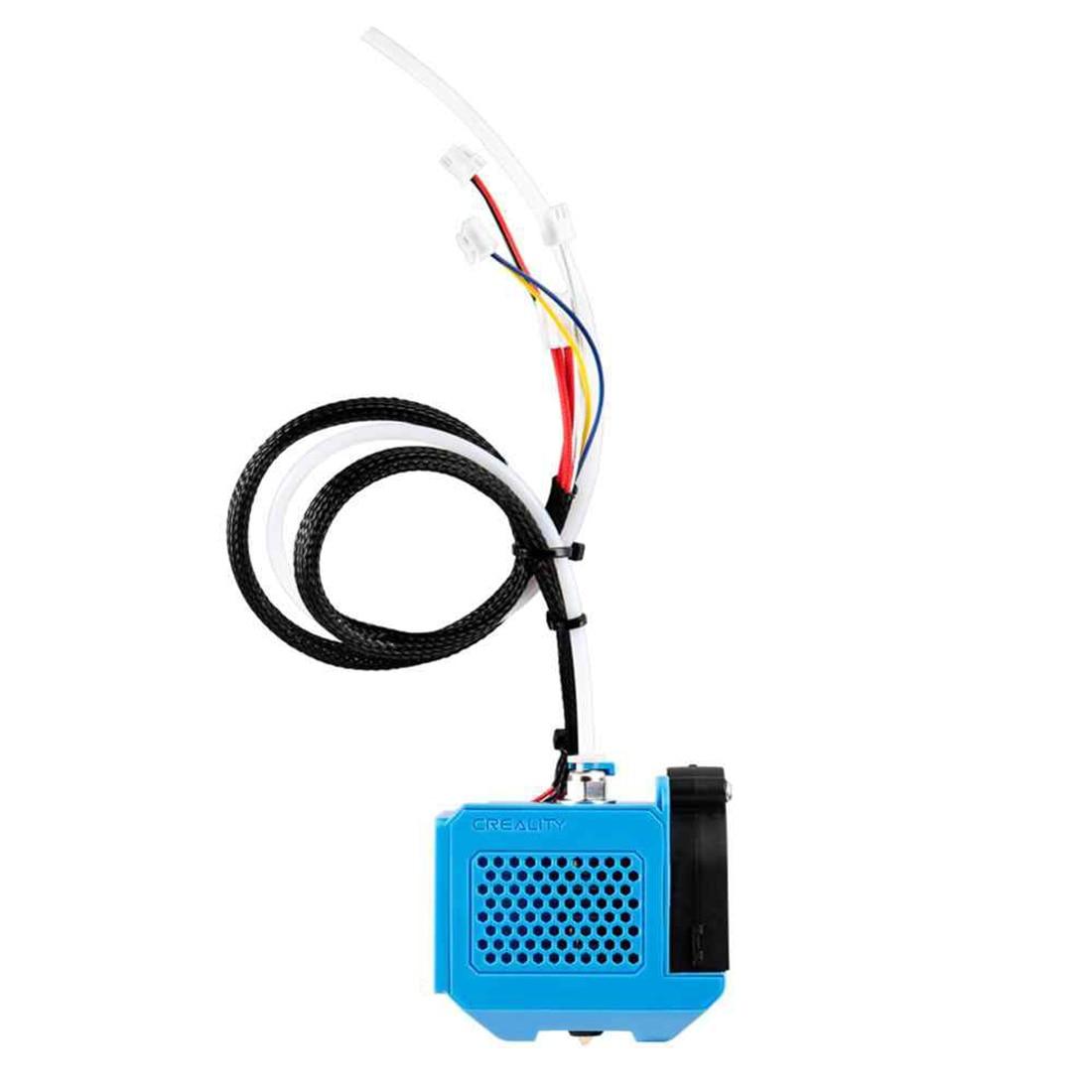 Creality3D كامل تصاعد الطارد عدة ل CR-10 V2 3d ملحقات الطابعة جزء مع 0.4 مللي متر الألومنيوم التدفئة فوهة
