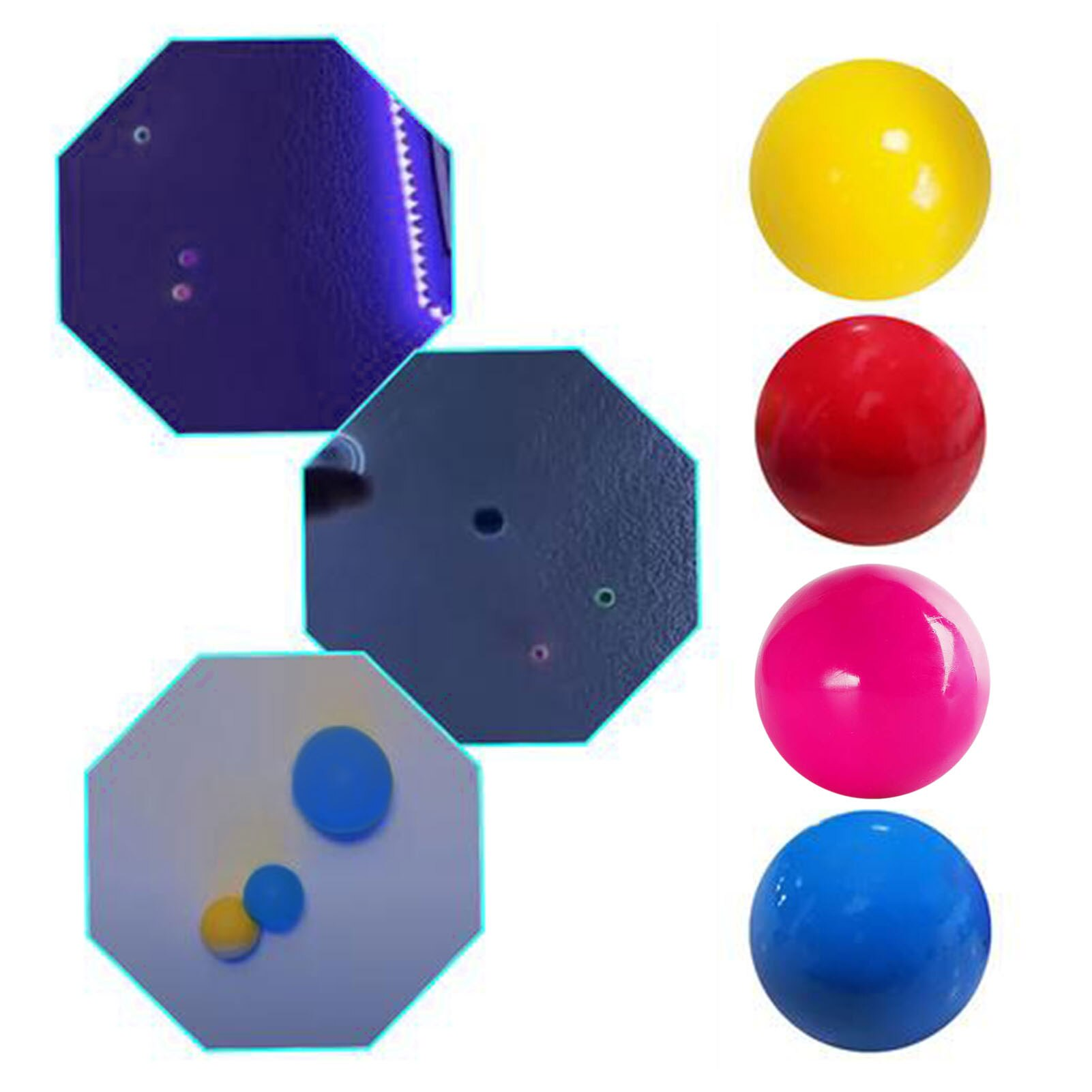 Sticky Balls Stress Relief Adults Decompression Target Ball Toy Anti-stress Toys Soft Toy Anti-stress For Children enlarge