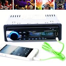 Vehemo DC 12-30V Auto Audio Bluetooth Car MP3 FM Car MP3 Player for Music Stereo Automobile for Media Players
