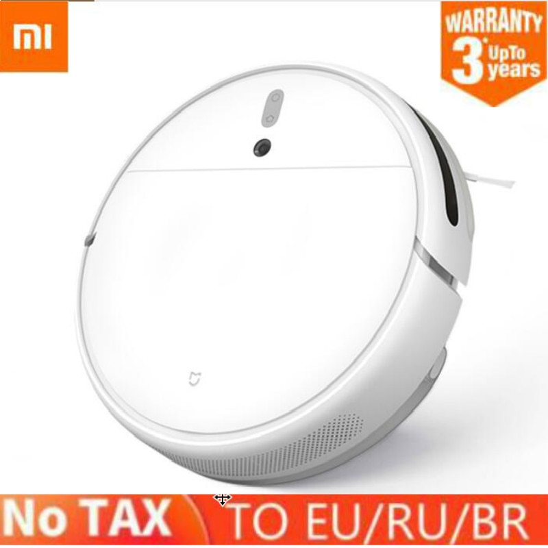 Фото - XIAOMI mijia 1C Robot Vacuum Cleaner Automatic Sweeping Smart Planned APP Remote Control xiaomi mijia 1s mi robot vacuum cleaner for home automatic sweeping charge smart wifi app remote control dust sterilize rc cleaner