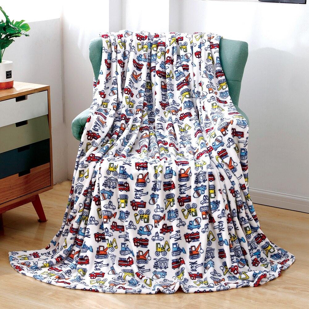 Radiance Inc بطانية صوف ناعمة للأسرة غامض أفخم السرير رمي للأريكة سوبر لينة الفتيات بطانية دافئة الكرتون بطانية مجموعة